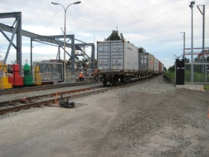 DP World Port Botany rail services return to normal
