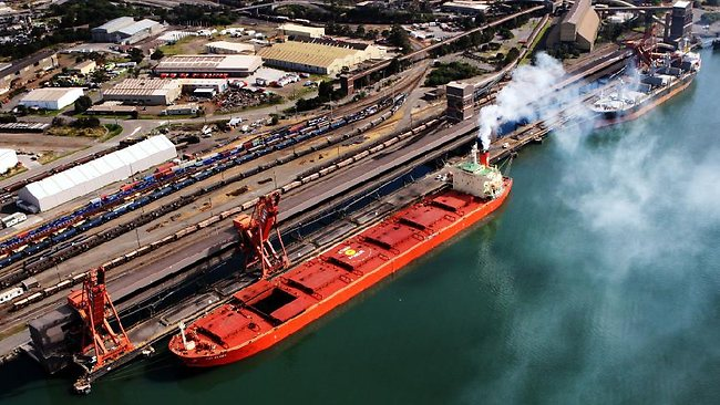 NSW CONTAINER STRATEGY: DON'T DISMISS NEWCASTLE