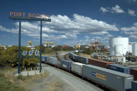 Budget leak reveals $300m for Port Botany rail duplication