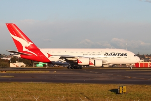 Qantas cuts back on fleet purchases, turns focus to domestic market