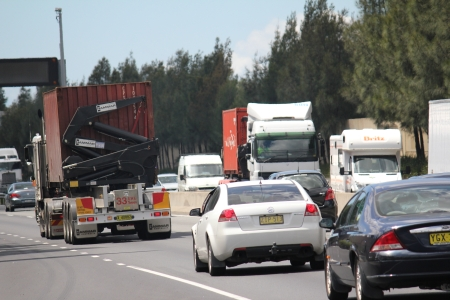 Truck speeds to be remotely monitored