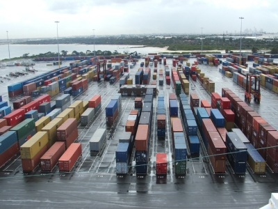 Import containers: the costs just keep mounting