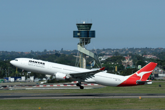 Qantas prevails in round two