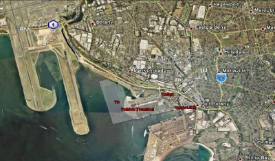 Residents will drive ports out of town: report
