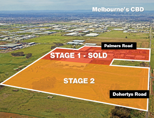 Land for sale or lease – Wyndham Industrial Estate