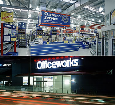 Officeworks implements new business planning software