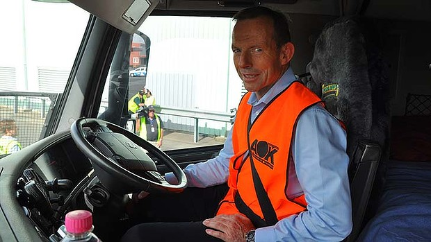 Tony Abbott is on the wrong truck: ARA