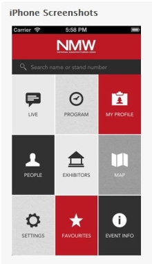 New app to help visitors get more from NMW