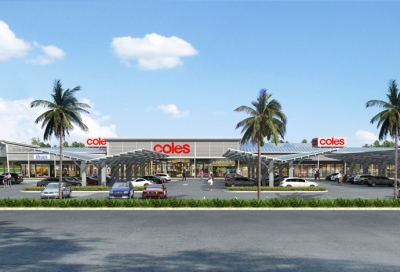 Coles to raise $400m from property JV