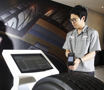Tyre company uses RFID to save millions