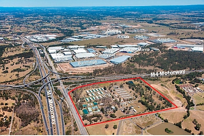Landmark Sydney industrial site comes on the market