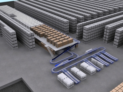 Foodstuffs to install seismic-proof racking in new Christchurch DC