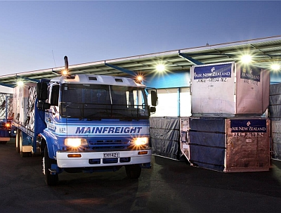 Mainfreight boosts regional coverage with new facilities