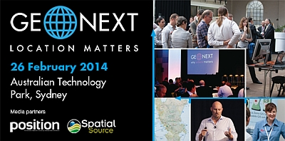 GeoNext Conference: location matters
