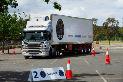 Scania 2014 Driver Competitions open for entries