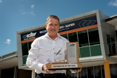 Distributor of the Year Award heads north
