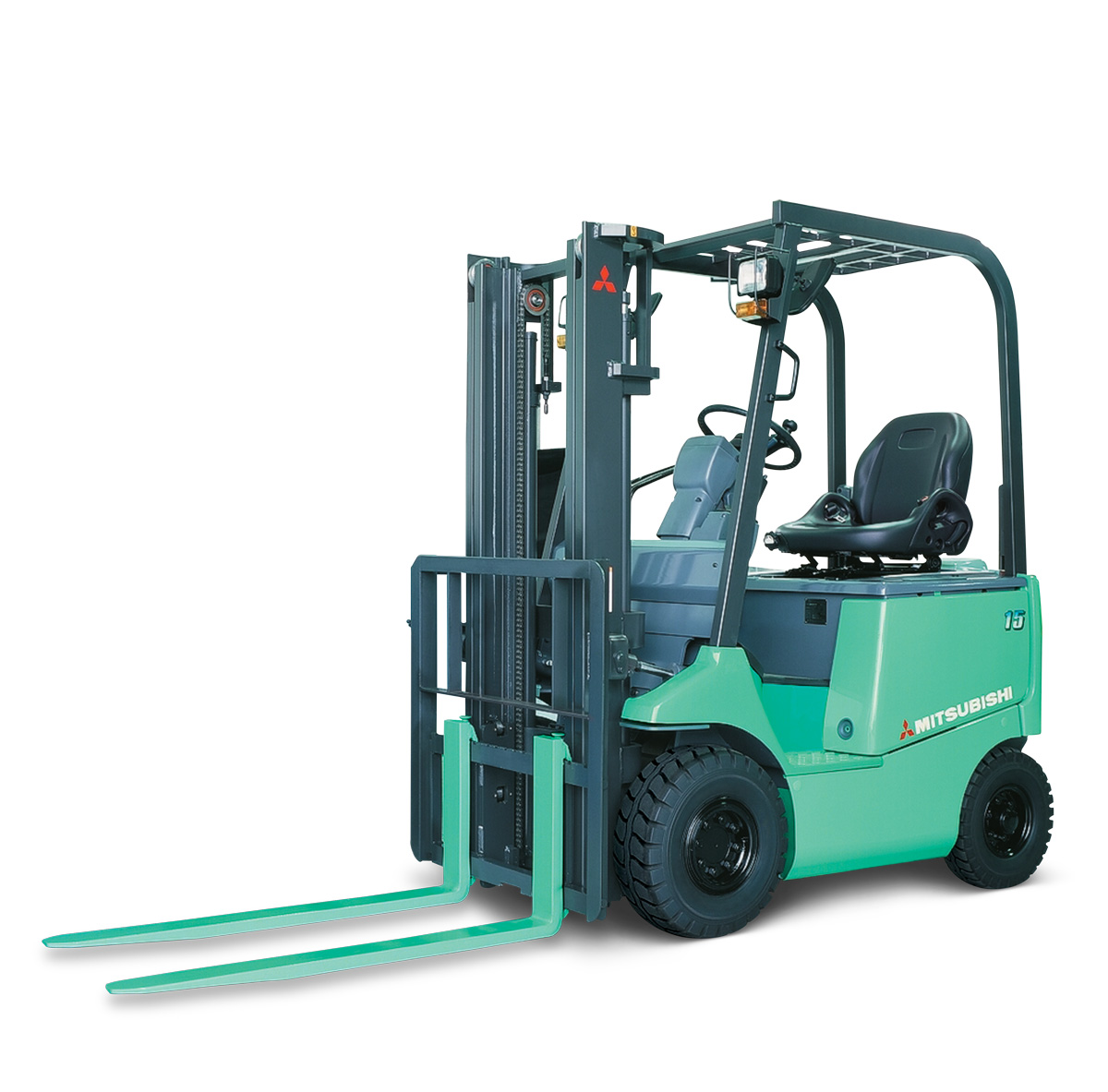 Mitsubishi Electric Forklifts Delivering What You Need