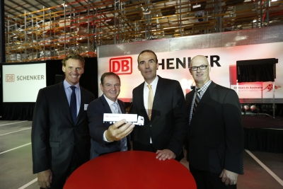 DB Schenker moves in to Redbank - Transport & Logistics News