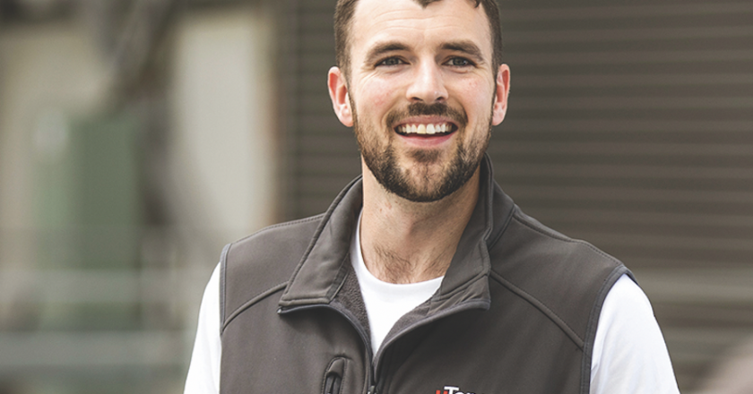 Kyle Rogers, uTenant founder.
