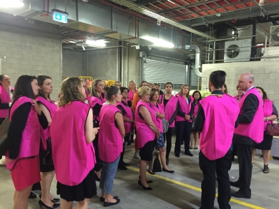 Women inspire Melbourne's supply chain