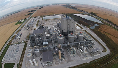 DuPont opens the world's largest ethanol plant