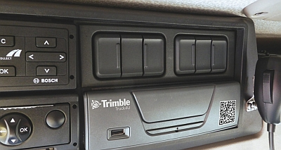 Trimble teams up with PACCAR
