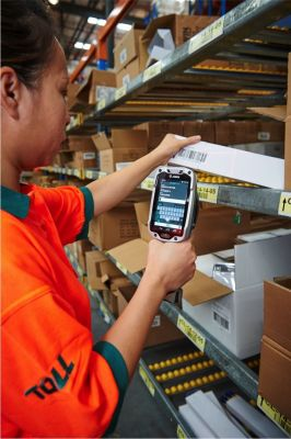 Mobile computer to help increase warehouse productivity