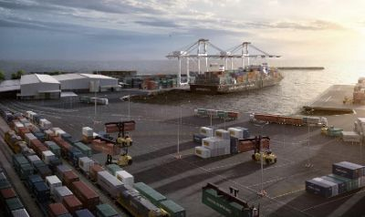 Burnie poised to get international container port