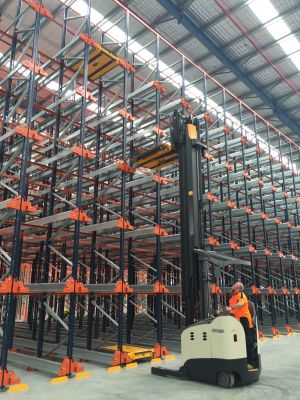 Mecalux Automated Storage arrives in Australia