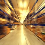 Warehouse blur