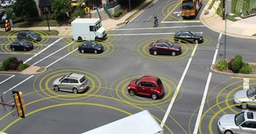 Autonomous connected-cars