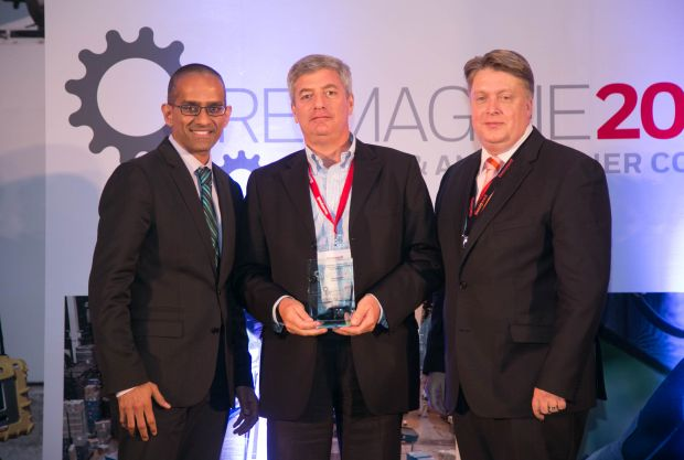 Dematic named Honeywell 2017 APAC top performing partner