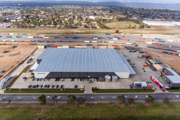 $23m Adelaide depot for 3PL