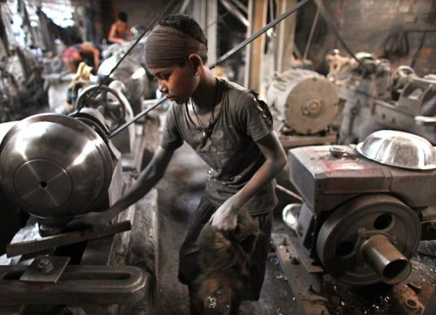 Supply chains must address climate change, child labour