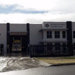 GAC Australia's consolidation warehouse at Canning Vale.