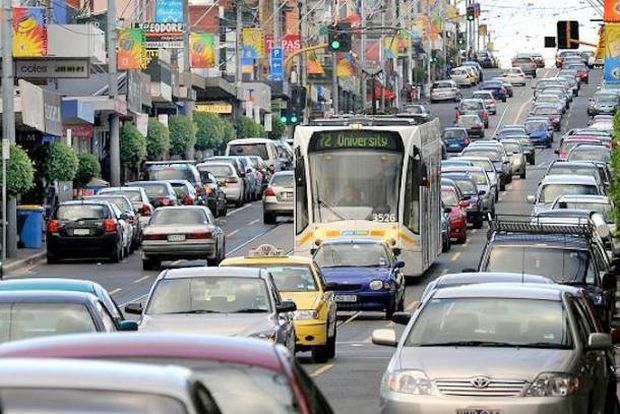 Let's charge our way out of congestion: report