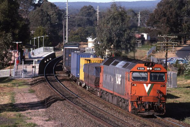 Industry council to advise on Victoria's freight rail network