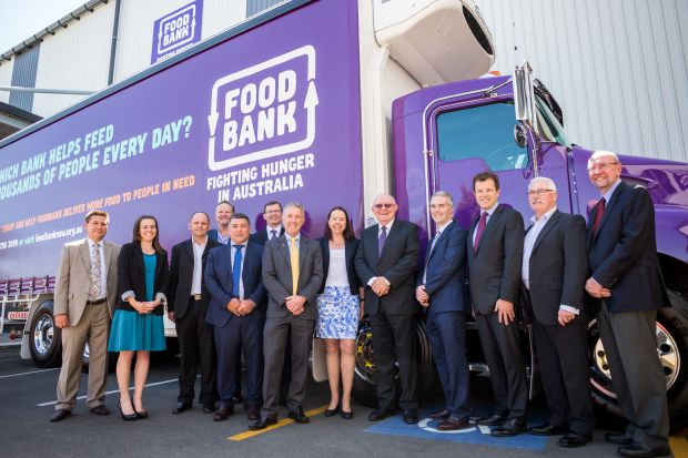 GS1 partners with Foodbank to help address hunger in Aus