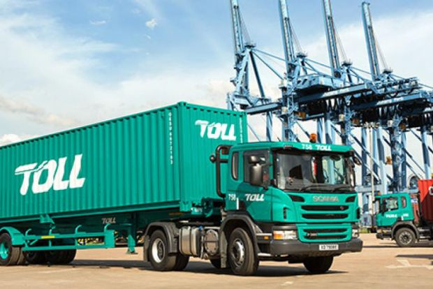 Toll Logistics, eCommerce pay off for Japan Post