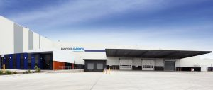 Brisbane Distribution Centre - Front