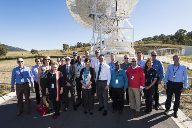 CSIRO scoops Boeing award for second year running