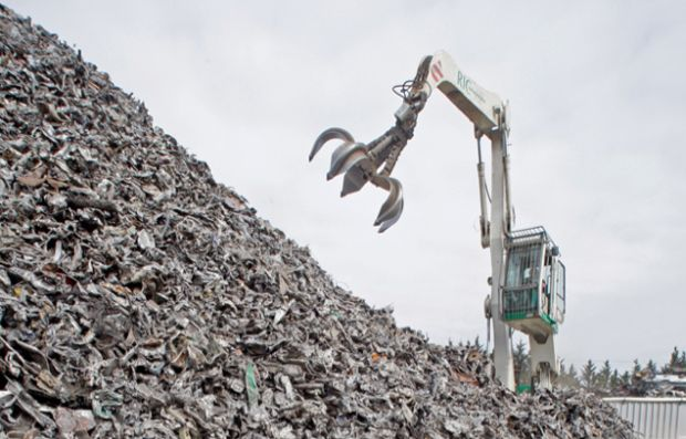Build up domestic recycling and create 500 jobs