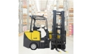 THE EVOLUTIONAL NA20 ARTICULATED FORKLIFT