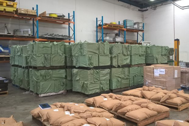 Year-long operation results in 57 million illegal cigarettes seized