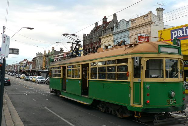 Melbourne's trams, steelworks to go solar