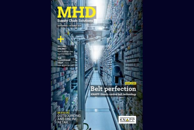 From MHD magazine: Belt perfection