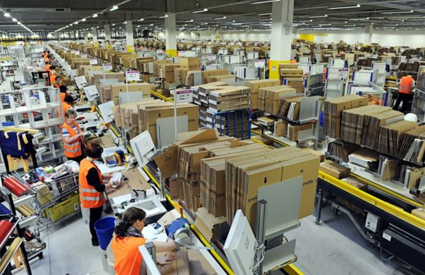 Amazon's wage rises: too little, too reluctant
