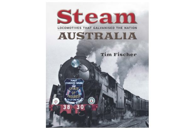 Steam Australia: fascinating reading for all in transport