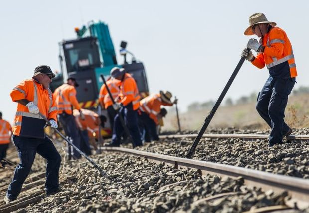 Rail sector skills crisis looming