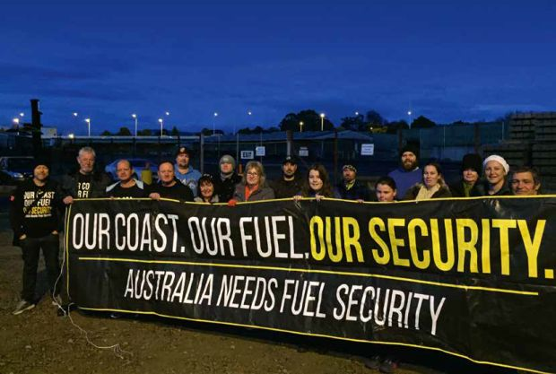 Fuel security: how long would we have?